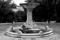 FOUNTAINS OF ROME -Photography by David A. Beloff