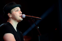 Gavin DeGraw at Ports Amp 7-27-14 Photo cr David A. Beloff 046