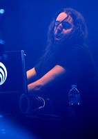 Bassnectar performs onstage during Basslights at Hampton Coliseum Dec. 28, 2014-Photo cr David A. Beloff (55)