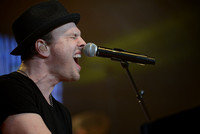 Gavin DeGraw at Ports Amp 7-27-14 Photo cr David A. Beloff 084