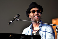 GAVIN DEGRAW AT HARBORFEST 2012