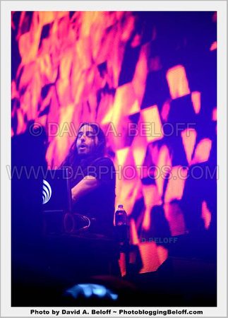 Bassnectar performs onstage during Basslights at Hampton Coliseum Dec. 28, 2014-Photo cr David A. Beloff (52)