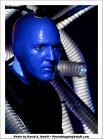 Blue Man Group at Sandler Center 11-8-14 Photo cr David Beloff 038a